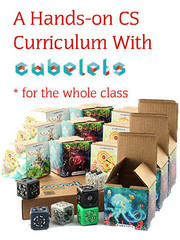 Cubelets Computer Science Curriculum